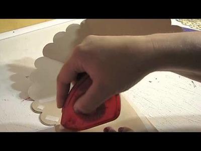 How to Make a 3-D Circle Album