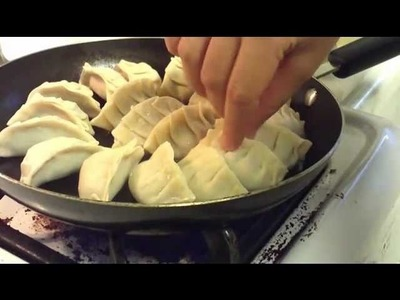 How to make Gyoza