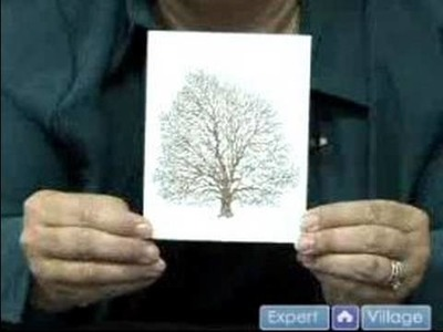 How to Use Rubber Stamps on Handmade Cards : Embossing With Rubber Stamps in Card Making