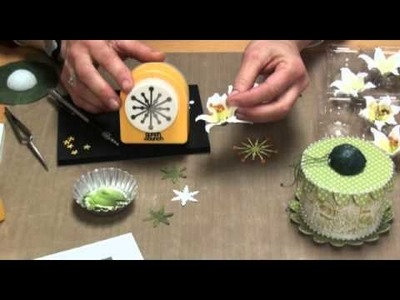 InCLASS: Easter Lily Cake Box with Susan Tierney: Part 1