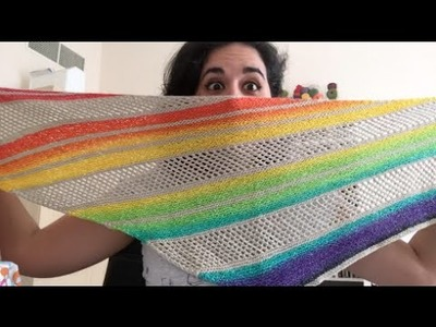 Knitting Expat - Episode 22 - For The Love Of Rainbows