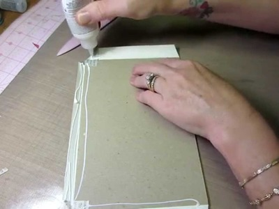 Legal Notepad Cover Tutorial