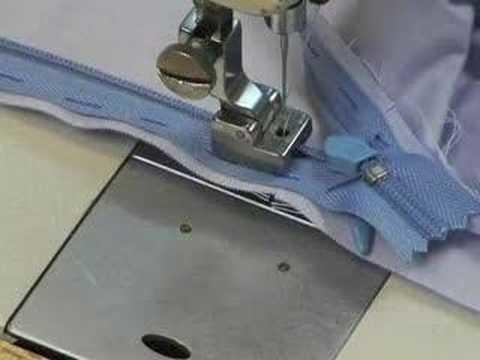 Otis Fashion Sophomore Studio: Invisible Zipper