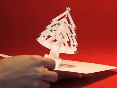 POP UP CHRISTMAS TREE  AMAZING!