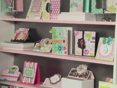 2014 Spring Sizzix Designer Preview: the Stephanie Barnard Collection