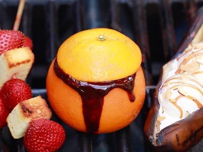 3 Summer Desserts (Outdoor BBQ Episode) - Gemma's Bigger Bolder Baking Ep 78