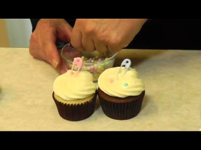 Baby Shower Cupcake Ideas