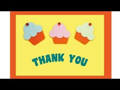 Cardmaking: Make a 3D cupcake Card - EP 619 - EP