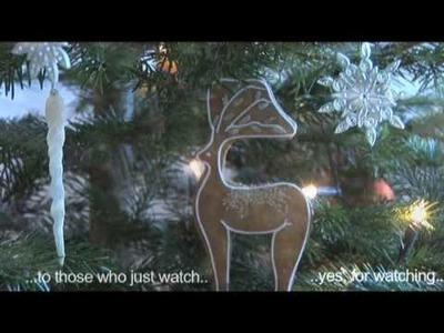 Christmas Tree- Merry Christmas