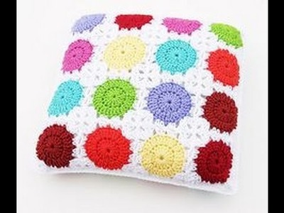 CROCHET CUSHION PATTERNS