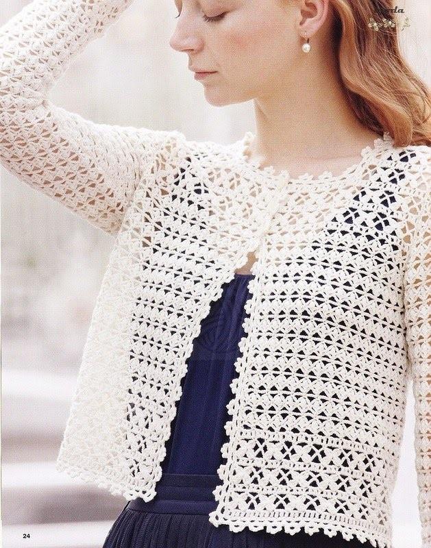 Crochet Shrug How To Crochet Vest Shrug Free Pattern Tutorial For