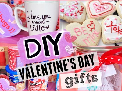 DIY Valentine's Day Gift Ideas!