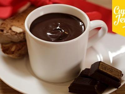 Double Chocolate Dip Recipe | Cupcake Jemma