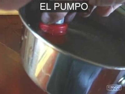 Home made micro Tesla turbine water pump