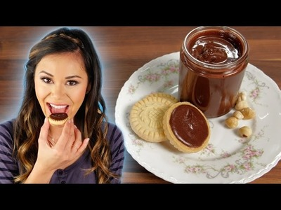 Homemade Nutella Recipe That's Even Better than the Original!