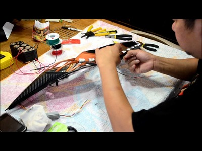 How to install Custom SF-BLOCK LED Eyeline