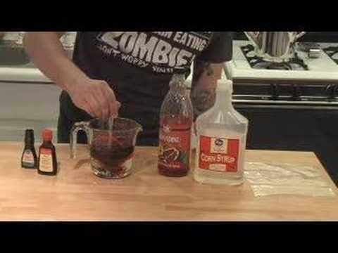 How to Make a Bleeding Zombie Brain
