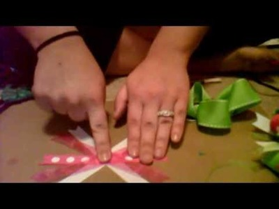 How To Make A Boutique Bow Part 2