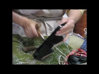 How to make Japanese Geta (wooden clogs) & visiting Gujo Odori by ADEYTO -visual diary series-