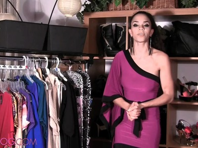 Organize Your Closet! How to Organize Your Accessories and Closet Space on a Budget!