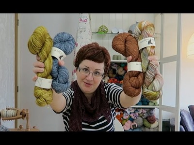 She used the C word! Along The Lanes: Episode 4 (Knitting podcast)