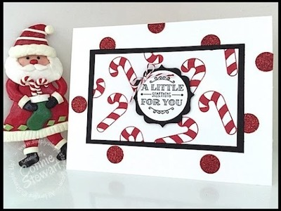Simply Simple FLASH CARD - A Little Something Card Collection by Connie Stewart