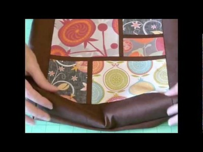 Spoonflower Patchwork Tote Tutorial From Diane Gilleland