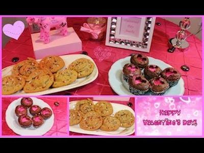 Valentine's Day Snacks!