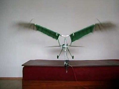 Adaptive Articulated Ornithopter Wing