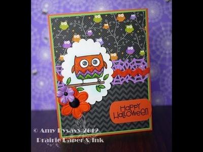 AmyR's 2012 Halloween Series - Card 12