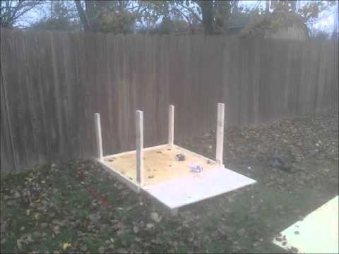 Building a DogHouse - NormalGuyDIY