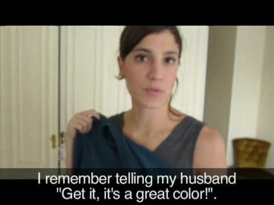 Cómo usar la ropa de tu pareja. How to steal your partner's clothes