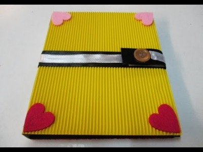 DIY : #76 Sticky Note Book ♥