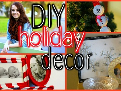 DIY Holiday Decor | JadoreHoliDIY