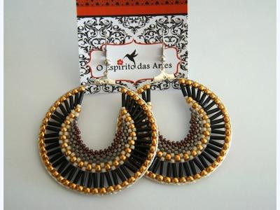 DIY - Hoop Earrings