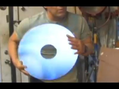 DIY TELESCOPE primary mirror off-axis TESTING