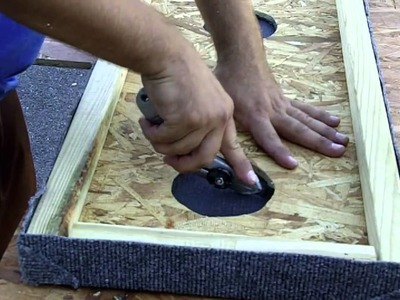 How To Build - Washer Board (Redneck Horseshoes)