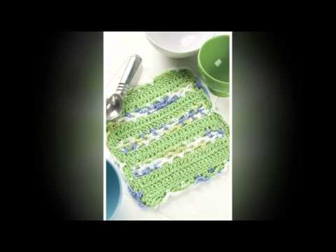 How to crochet a cushion cover pattern