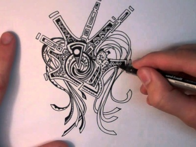 How to Doodle: What I Think When I Draw