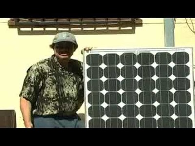 How to Install Solar Panels : Solar Energy System Sizes