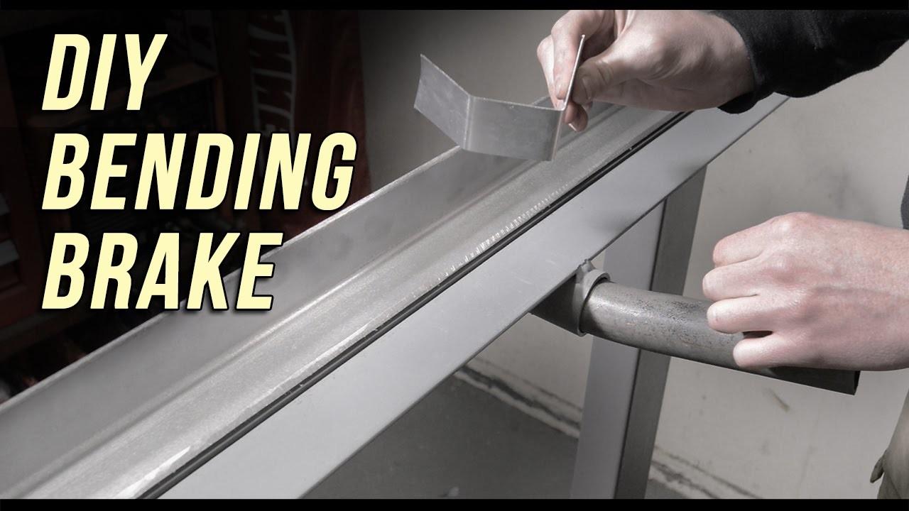 How to make a Bending Brake