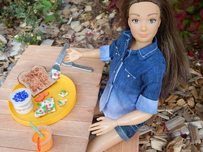 How to Make a Healthy Breakfast for Your Lammily Doll
