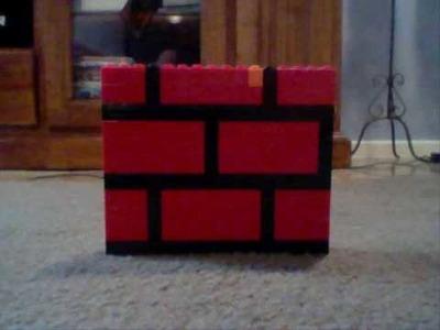 How to make lego SMB Brick Block