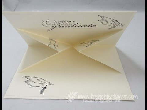 Inside fold for Greeting Card Stampin'Up! product