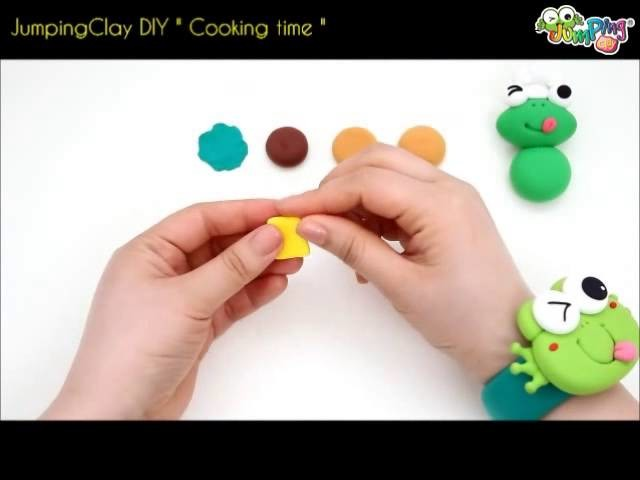 Jumping Clay Tutorial - The Cooking Frog