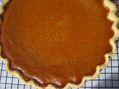 Libby's FAMOUS PUMPKIN PIE - How to make PUMKPIN PIE Recipe