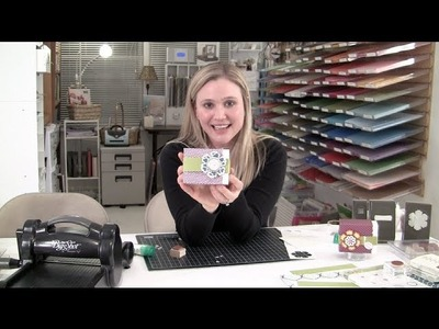 Live Online Class - Paper Gift Box with Brandy Cox