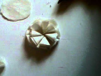 Shabby Chic Flower Tutorial - DT Project 4 WOC Wild Bunch