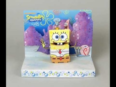 SpongeBob SquarePants Stop Motion Short