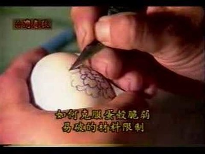 THE EGG DA VINCI AMAZING EGG ART